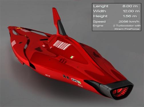 Ferrari-Racer-X